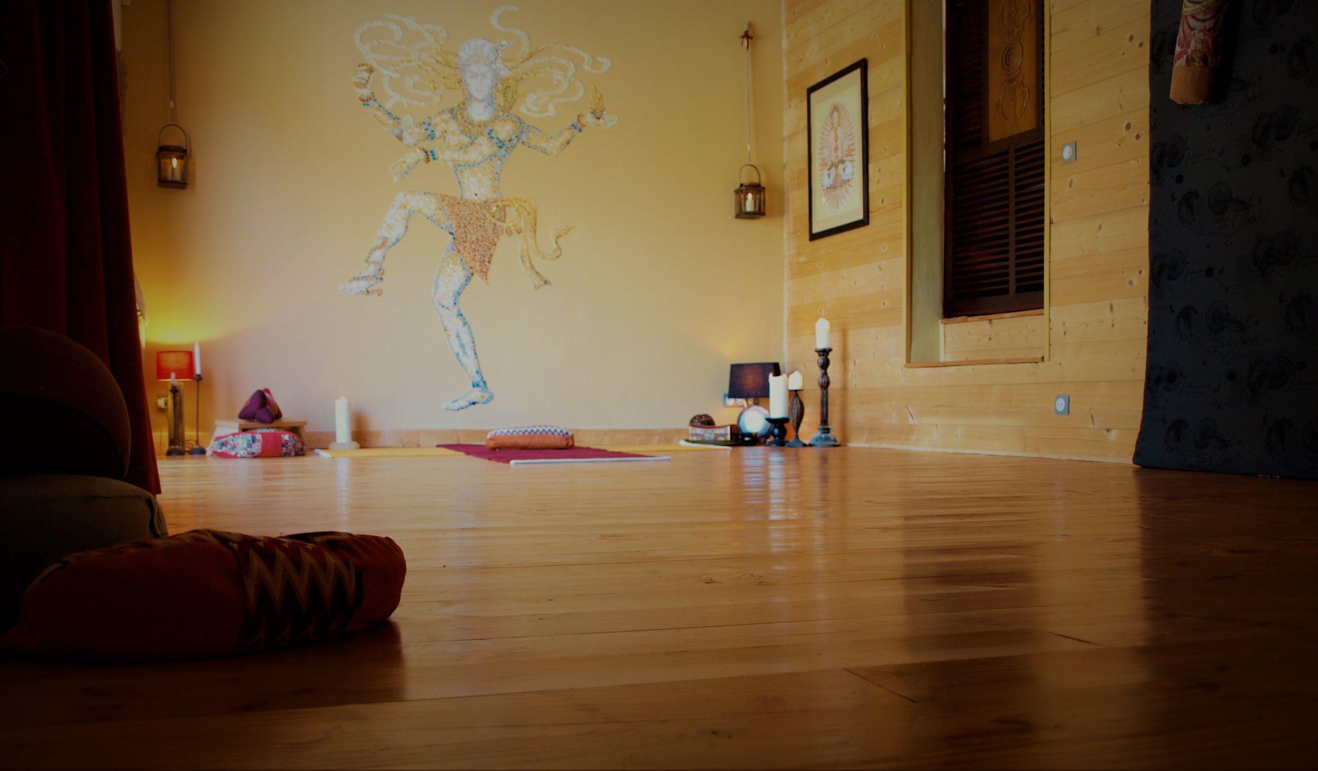 Salle de Yoga Morbihan