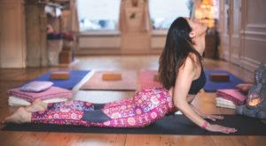 Emmanuelle Membré Nature Yoga