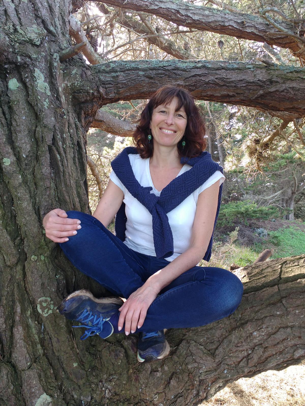 Hélène Conan Yoga Finistère