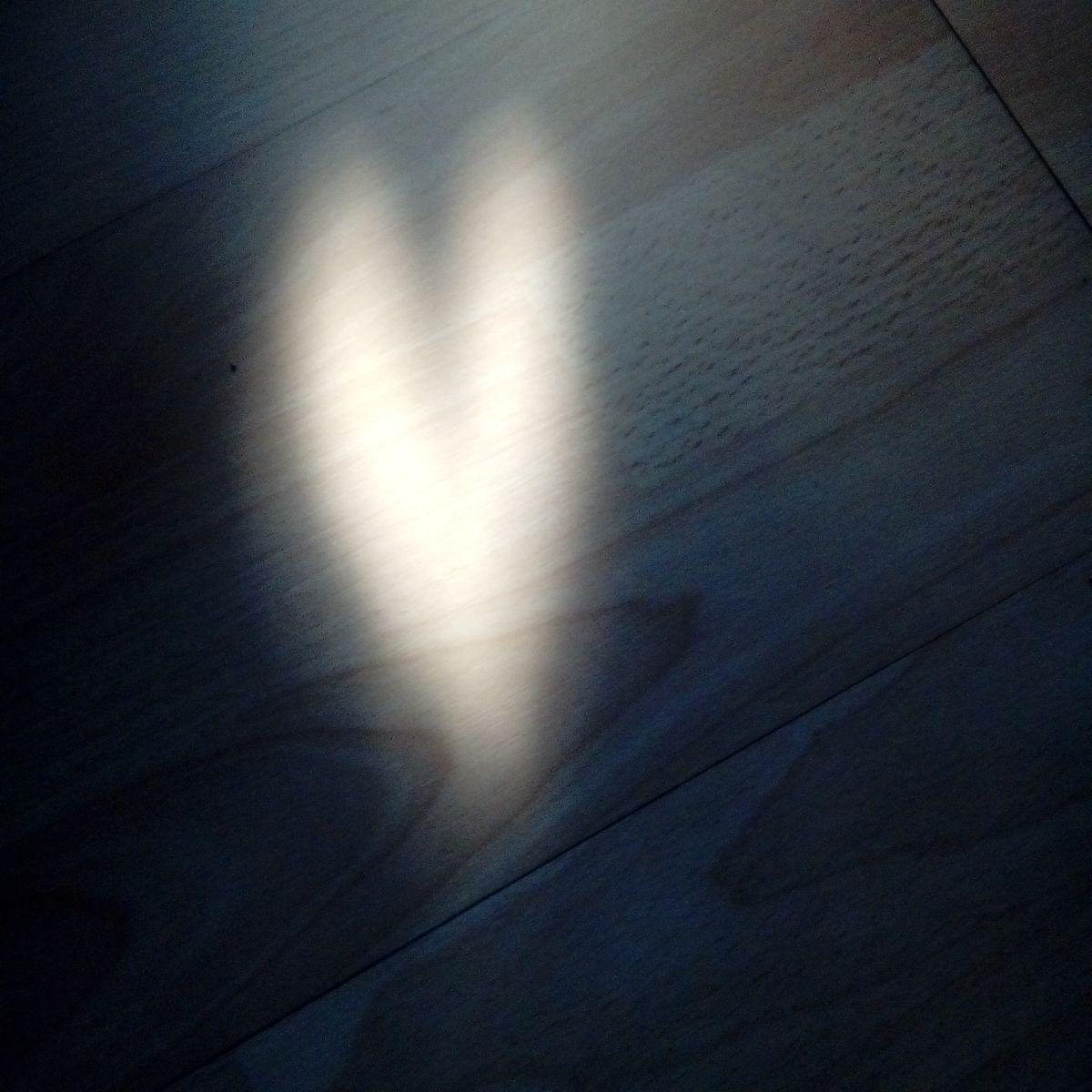Lumière du coeur un matin de confinement 2020
