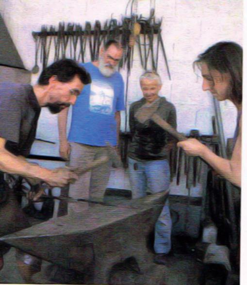 Philippe le Ray, Eve Bosio, Reinhard Renner