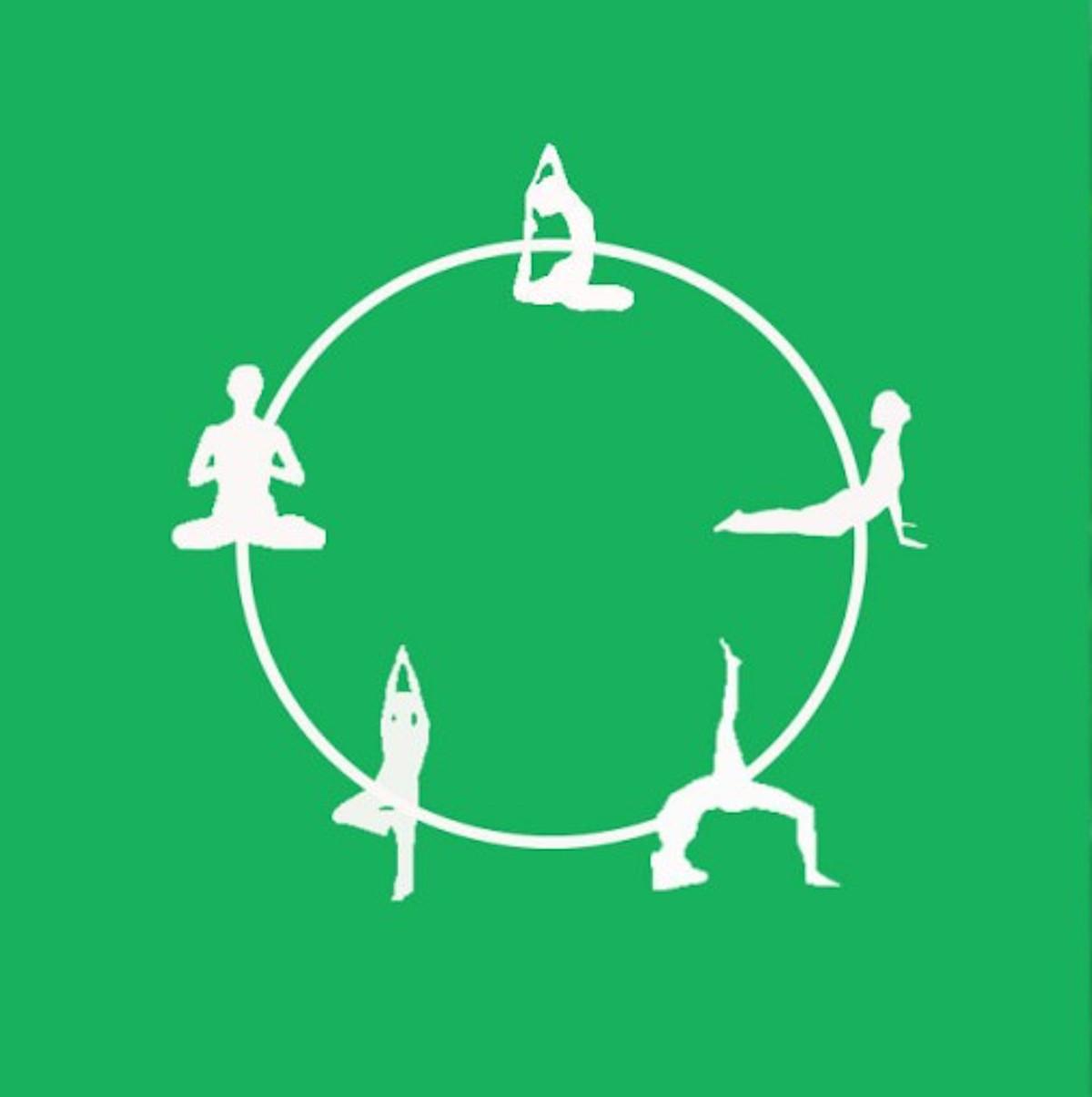 Emilie Lhôte Bonnefoy Logo Yoga