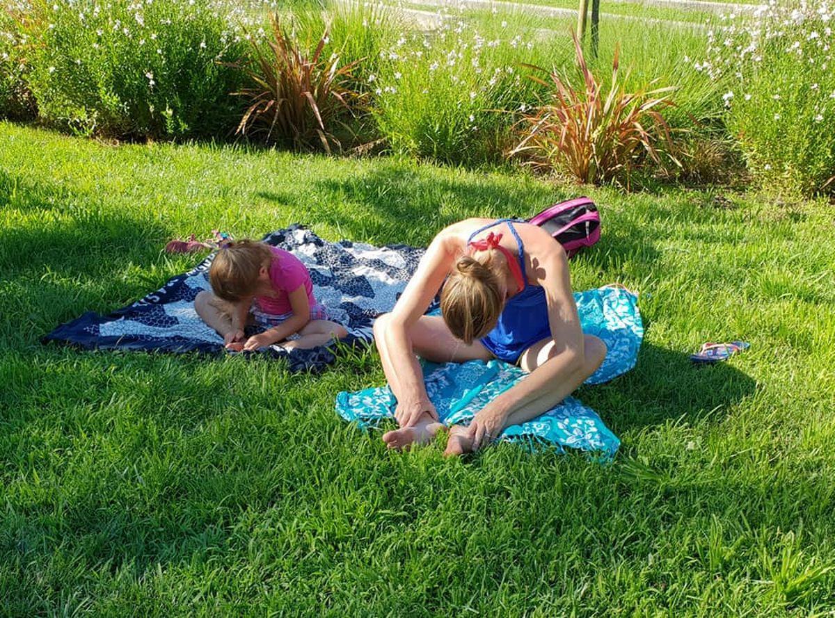 Yoga parents enfants